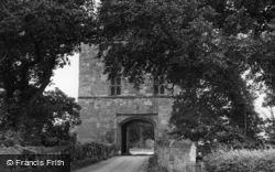 Michelham Priory, The Gatehouse c.1955