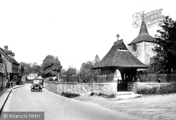St Michael's Church 1925, Mickleham