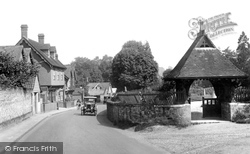 The Lychgate  1928, Mickleham