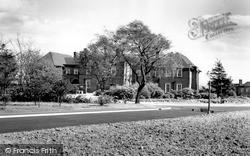 Pastures Hospital c.1955, Mickleover