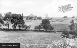 The Golf Course c.1950, Mickleover