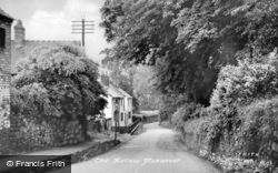 The Hollow c.1950, Mickleover