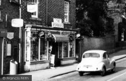 Mickleton, Main Street, The Post Office c.1960