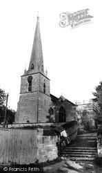Mickleton, St Lawrence's Church c.1960