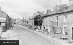 Mickleton, Station Road End c.1955