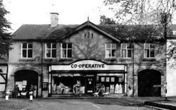The Co-Operative Shop c.1960, Mickleton