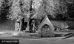 The Fountain c.1965, Mickleton
