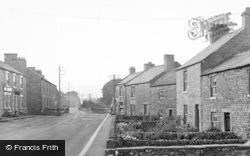 Mickleton, The Village Street c.1955