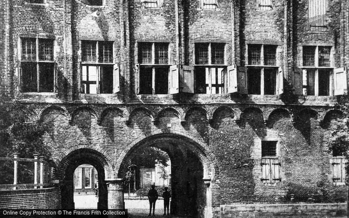 Photo of Middelburg, Abdij c.1920