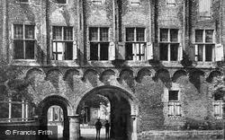Abdij c.1920, Middelburg