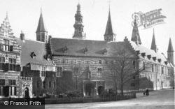 Balans c.1920, Middelburg