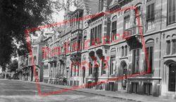 Loskade c.1930, Middelburg