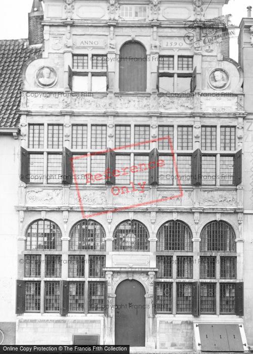 Photo of Middelburg, Museum Of Old Dutch Interiors & Modern Art c.1930