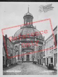 Oostkerk c.1920, Middelburg