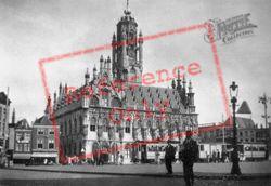 Town Hall 1934, Middelburg