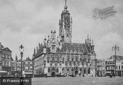 Town Hall c.1935, Middelburg