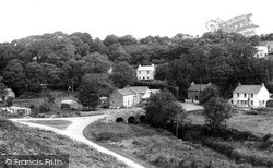The Village c.1960, Middle Mill