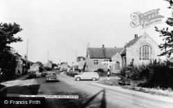 Cross Roads c.1965, Middle Rasen