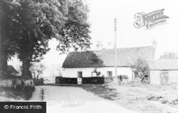 Middle Rasen, Low Church Road c.1960