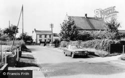 Mill Lane c.1965, Middle Rasen