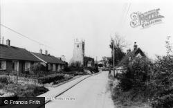 North Street c.1960, Middle Rasen