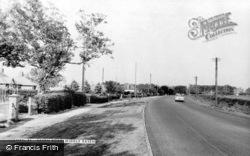 Rasen Road c.1965, Middle Rasen