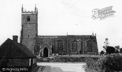Middle Rasen, St Peter's Church c.1960