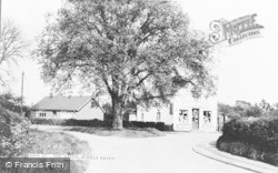 Middle Rasen, The Green c.1960