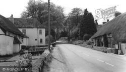 Middle Wallop, Salisbury Hill c.1965