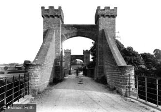 Middleham, Bridge 1911