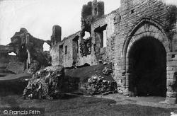 Castle 1887, Middleham