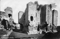 Castle Keep 1902, Middleham
