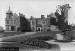 Middleham, Danby Hall 1906