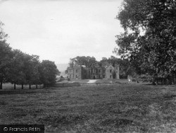 Middleham, Danby Hall 1926
