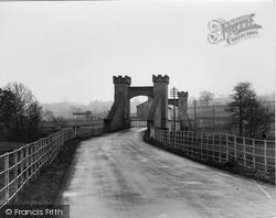 Leyburn Road c.1932, Middleham