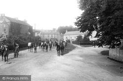 Manor House 1914, Middleham