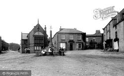 Market Place 1896, Middleham