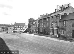 Middleham, Market Place 1926