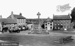 Market Place c.1955, Middleham