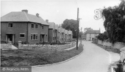 Park Lane c.1960, Middleham