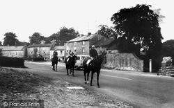 Racehorses At Exercise c.1965, Middleham