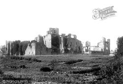The Castle 1893, Middleham