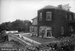 The Deanery 1914, Middleham