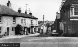 Middleham, The Village c.1965