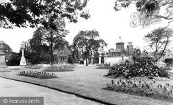 Albert Park c.1955, Middlesbrough