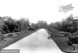 Albert Park Promenade 1896, Middlesbrough