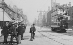 Corporation Road 1901, Middlesbrough