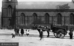 Horse And Cart 1896, Middlesbrough