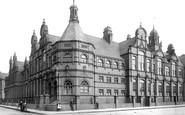 Middlesbrough, Hugh Bell School 1896