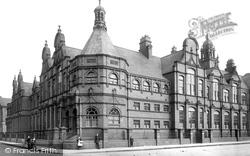 Hugh Bell School 1896, Middlesbrough
